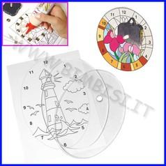 Creare orologi set orologio ovale fino ad esaurimento