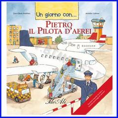 Libro pietro pilota d'aerei fino ad esaurimento