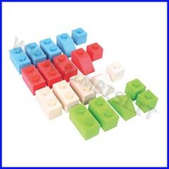 Costruzioni click blocks! - 20 pz. - set base fino ad esaurimento