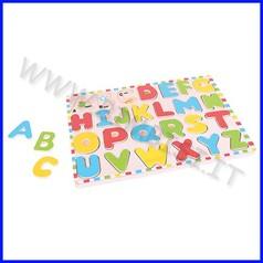 Puzzle le lettere maiuscole