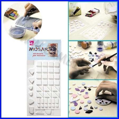 Stampi per mosaico busta 2 pezzi