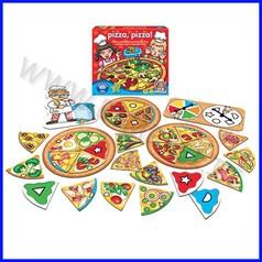 Puzzle cartone - w la pizza!