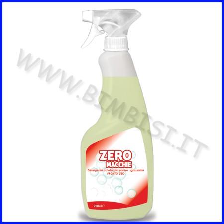 Zero-macchie - detergente multisuperfici pro ml.750 fino ad esaurimento
