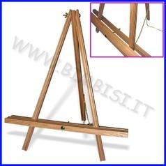 Cavalletto da tavolo in pino cm35x45x56h