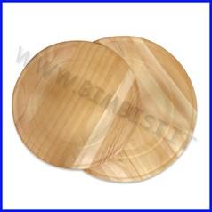 Supporti in legno: piatto diam. cm 32 fino ad esaurimento
