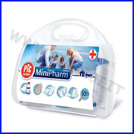 Cassetta pronto soccorso mini pharm pic