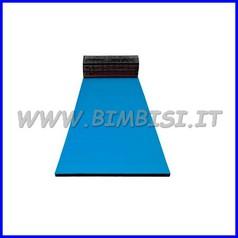 TATAMI ROLL EASY PLANE H 100 CM SP. 3.5 BLU