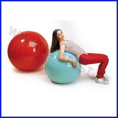 Palla terapeutica therasensory diam.cm.100 - rosso