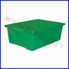 Contenitore alto cm.43x31,5x15 - verde