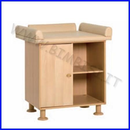 Mobile fasciatoio monoposto 90x75x87h cm