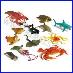Animali marini conf.12 pz fino ad esaurimento