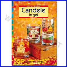 Candele gel + 1 cartamodello