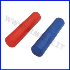 Strumenti musicali coppia cilindri maracas/shaker plastica