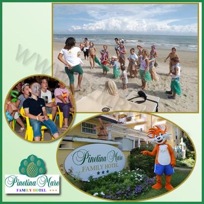 family hotel pinetina