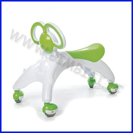 Quadriciclo/seggiolone walk n ride