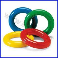 Anelli ginnici gym ring diam.cm.18 set 4 pz