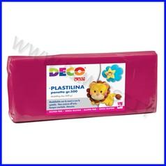 Plastilina - panetto gr.500 - fuxia