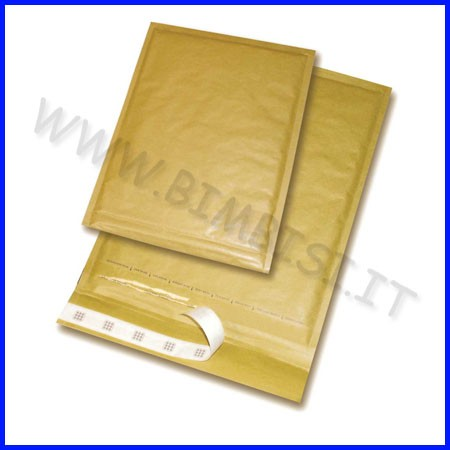 Buste imbottite cm.24x34 - confezione 10 pezzi