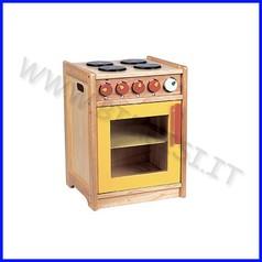Mobile gioco - fornelli e forno