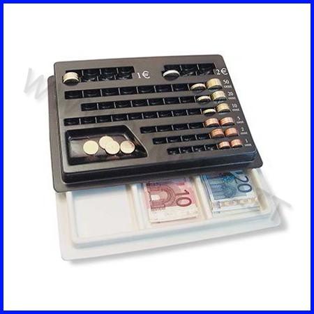 Portamonete euro cm.20x30+cassetto