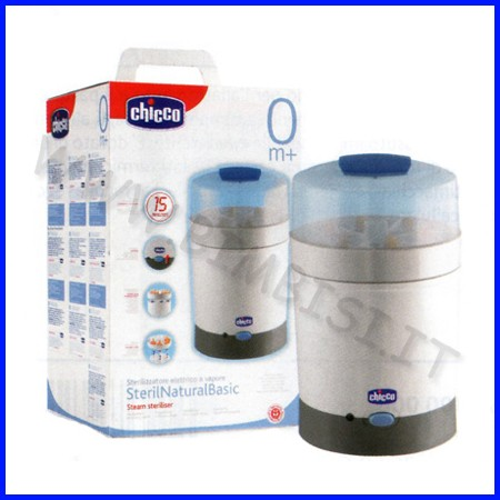 Sterilnatural basic vapore chicco