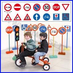 Educazione stradale set completo