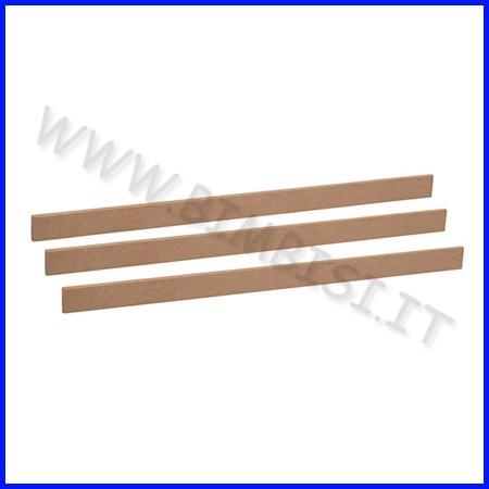 Asticelle per coni mm.50x80 - set 3 pz.