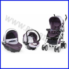 Trio chicco scoop