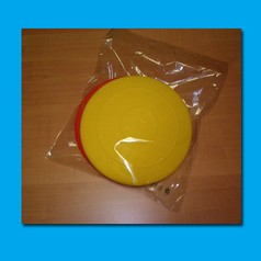 Frisbee soft set da 2 diam. 240 mm fino ad esaurimento