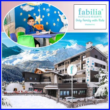 FABILIA FAMILY HOTEL MADESIMO