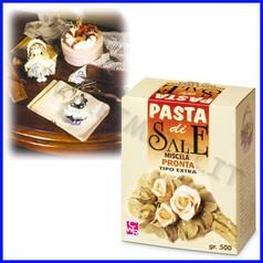 Pasta di sale scatola gr.1000
