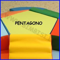 Morbidone elemento salita pentagono 97 x 93 x 30