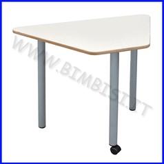 Tavolo 3 gambe cm.99x72x34 h 76 fino ad esaurimento