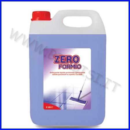 Zero-formio - disinfettante pavimenti pro lt.5 fino ad esaurimento