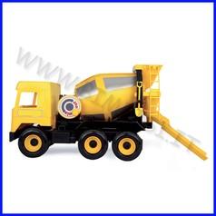 Mezzi lavoro cm.38 - camion betoniera