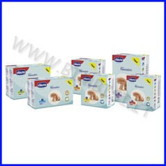 Pannolini dry fit chicco maxi (7-18kg) cf 20 pz