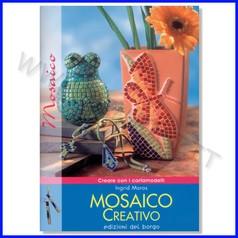 Mosaico creativo con cartamodelli