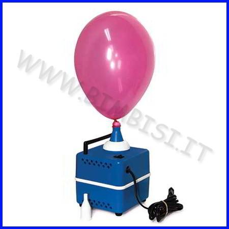 Gonfiatore elettrico per palloncini