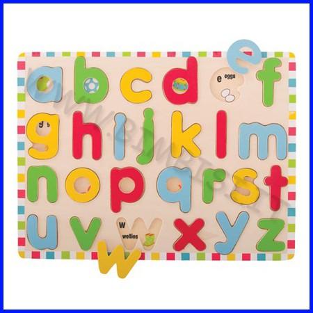 Puzzle le lettere minuscole
