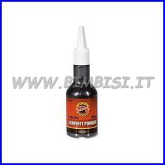 Polvere di grafite - flacone ml.80