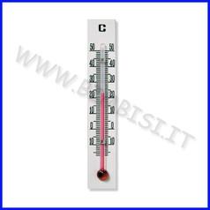 Sistemi misurazione termometro alluminio mm 12x73