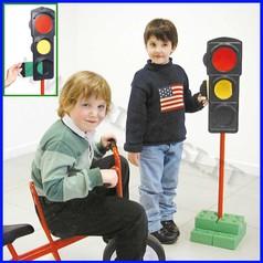 Educazione stradale semaforo