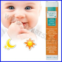 Cutered baby idratante lenitiva 50ml