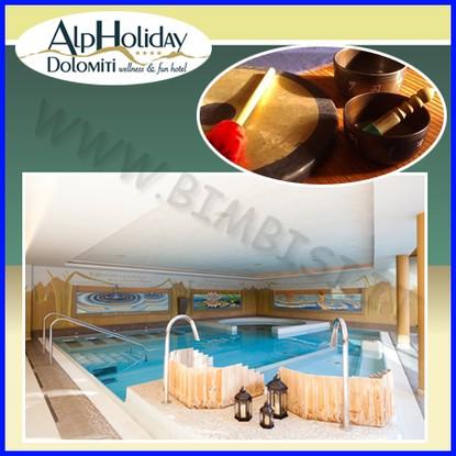 alpholiday dolomiti piscina