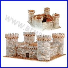 Modellismo castello mm.270x280x110 fino ad esaurimento