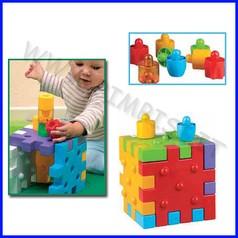 Costrublocchi set 5 blocchi + 8 coni fino ad esaurimento