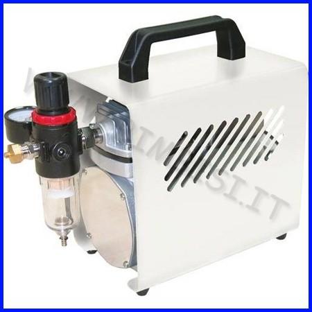 Compressore portatile cm.17x28x22h
