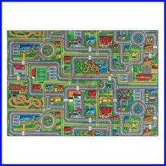 Tappeto gioco cm.95x200 - metropoli