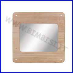 Pannelli gioco:specchio piano cm 50x50 senza minuteria fino ad esaurimento