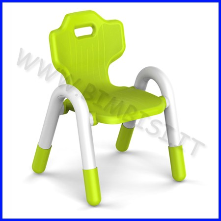 Sedia cm.44x39x58 - seduta cm.30 - verde